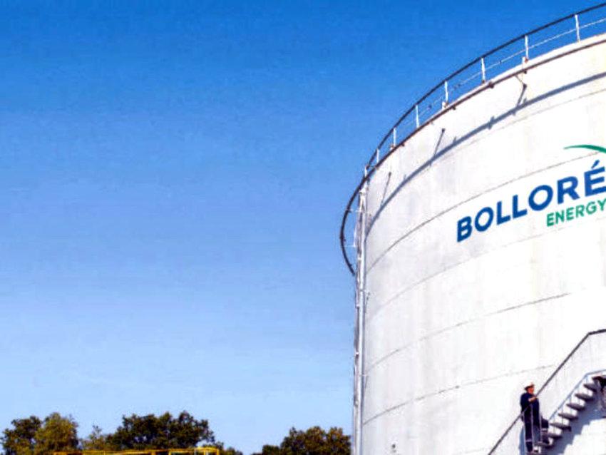 1989: Übernahme Bollore
