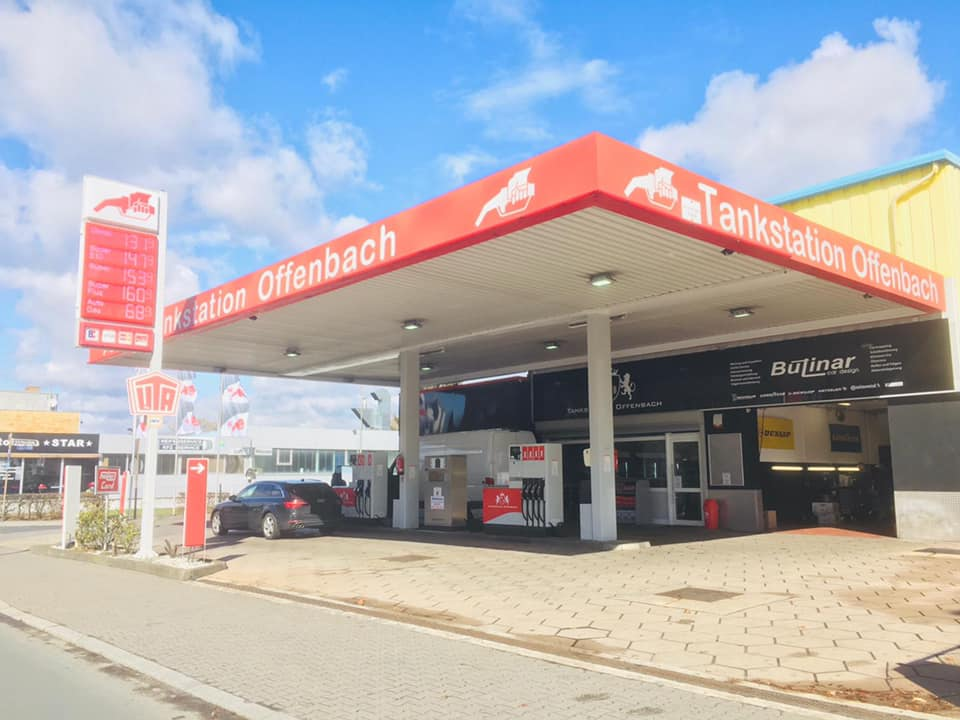 Tankstelle Offenbach