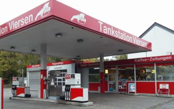Tankstation Viersen