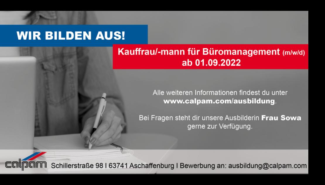 Ausbildung 2022